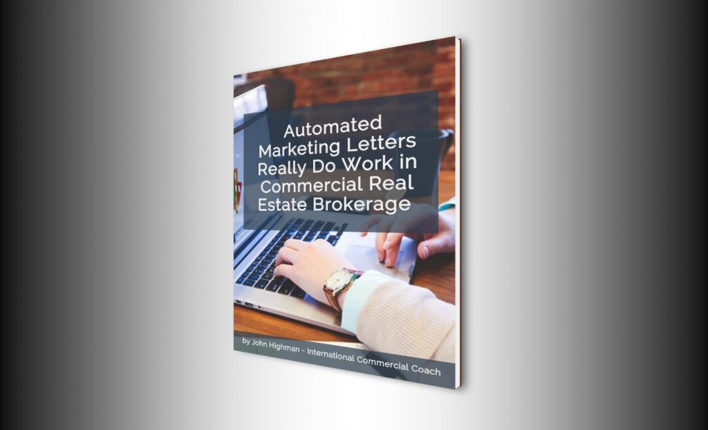 book on marketing letters for commercial real estate