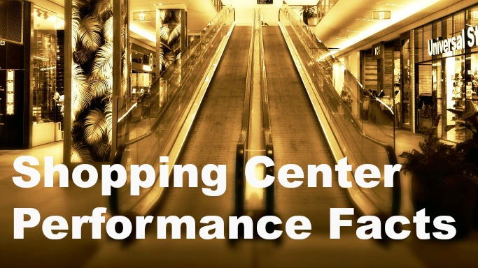 shopping center performance