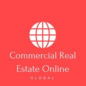 commercial real estate online logo
