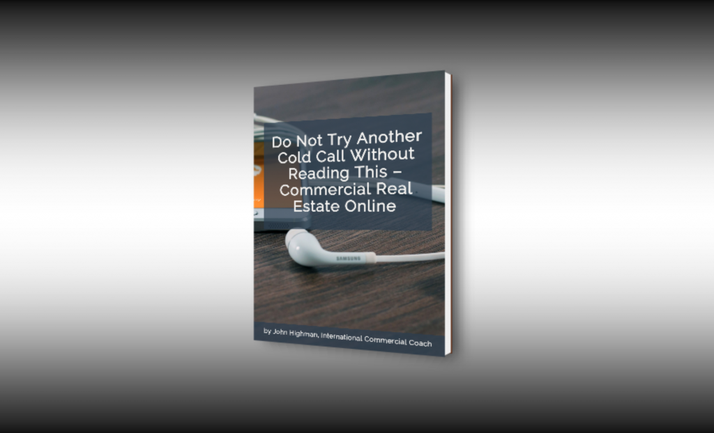 cold calling book cover