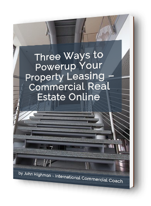 property leasing report for commercial real estate brokers