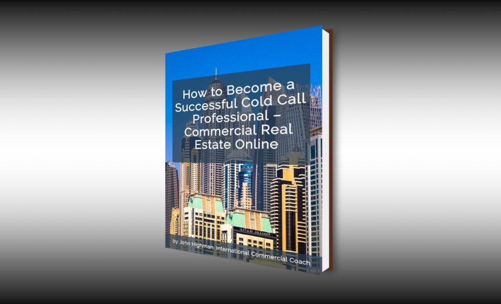 commercial real estate cold calling ebook