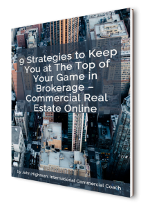Top of Your Game report for brokers and agents