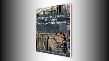 ebook cover of shopping center mall