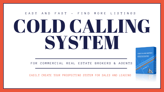 Cold calling system training
