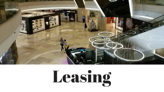 people walking in foyer of shopping mall