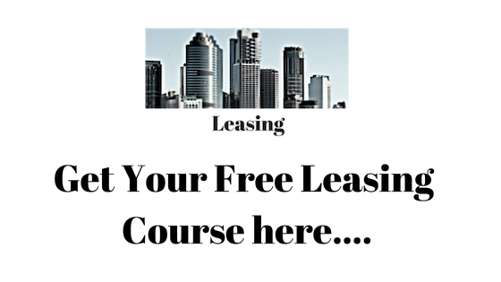 free commercial property leasing course for brokers and agents