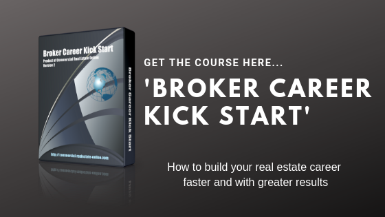brokerage kick start career course