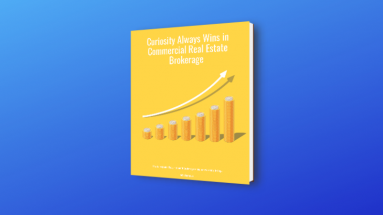 ebook about How Curiosity Wins More Business in Commercial Real Estate Brokerage