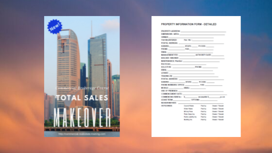 commercial real estate broker forms