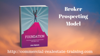 brokerage prospecting model