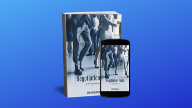 real estate negotiation checklist by John Highman